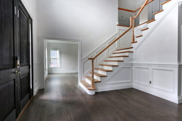 Photograph of Foyer at 22 Hedgerow Lane, Westwood MA