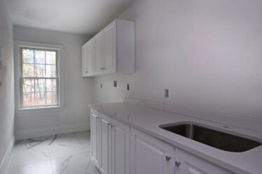 Photograph of Laundry Room at 25 Hedgerow Lane, Westwood MA