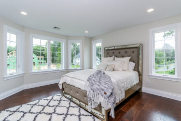 Photograph of Bedroom at 30 Hedgerow Lane, Westwood MA