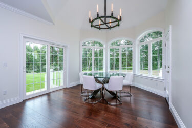 Photograph of Breakfast Nook at 30 Hedgerow Lane, Westwood MA