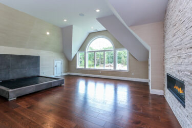 Photograph of Master Bedroom at 30 Hedgerow Lane, Westwood MA